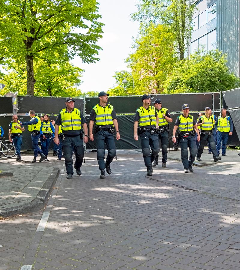 teintech police