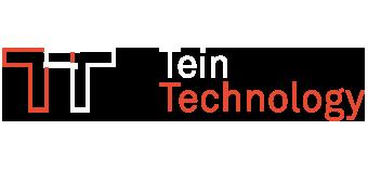 tein technology logo wit oranje